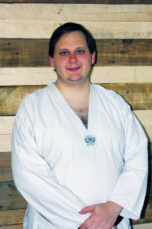 Sensei Michael Farnette