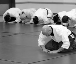 Aikido: Compassion and Assertiveness