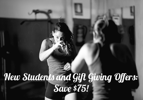 Offers for New Students and Gift Giving
